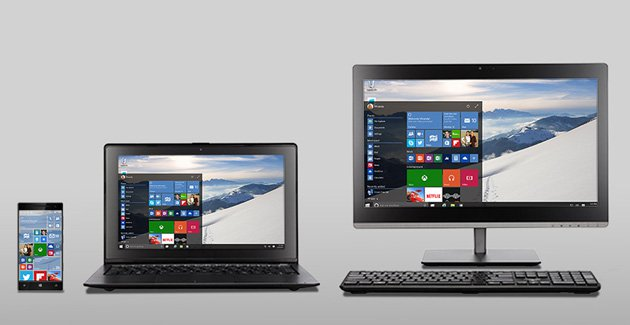 Windows 10 Across Devices