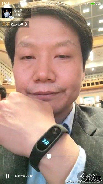 Xiaomi Mi Band 2 3