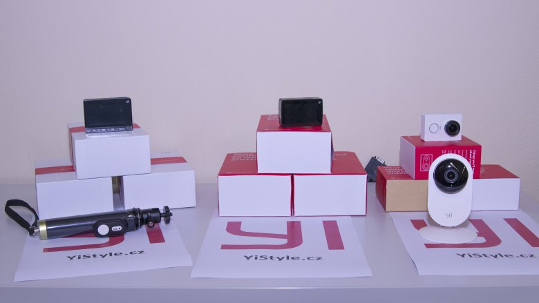 Xiaomi Yi Kamera