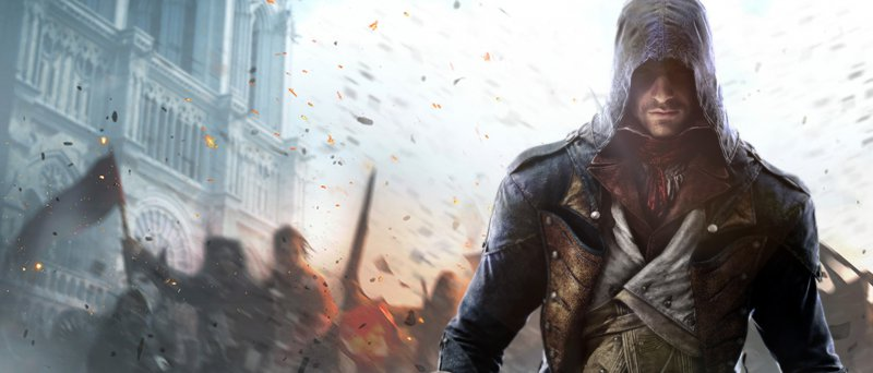 Assassin Creed Unity Recenze Title