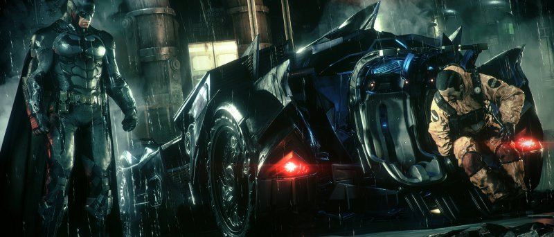 Batman Arkham Knight 3 0