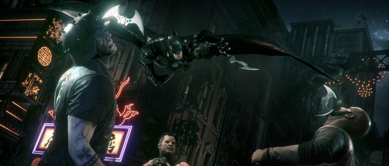 Batman Arkham Knight Screenshot 01