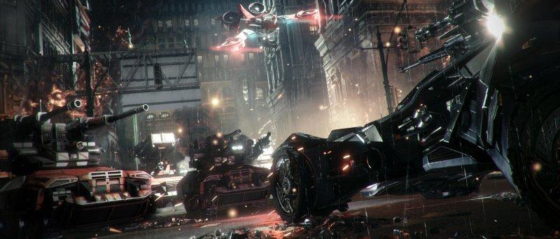 Batman Arkham Knight Screenshot 04