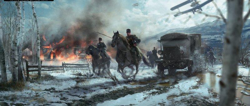 Battlefield 1 Tzar 3