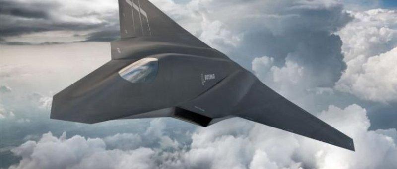 Boeing Nova Generace