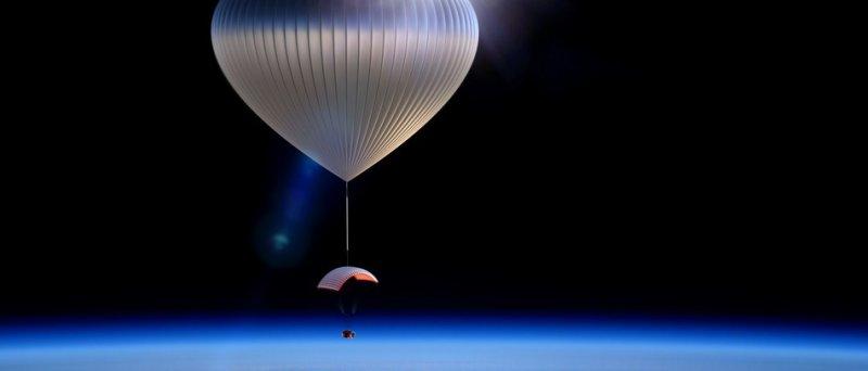Capsule-Balloon-Space