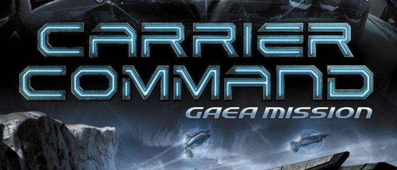 Carrier Command hlavni