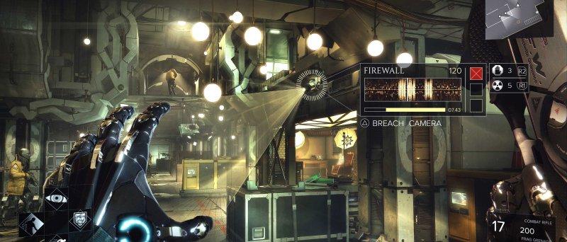 Deus Ex Mankind Divided Gamescom 1