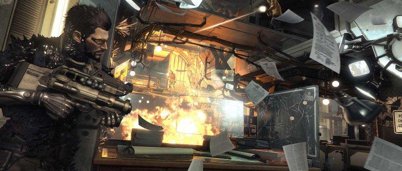 Deus Ex Mankind Divided Gamescom 4