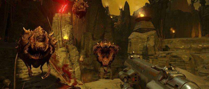Doom 4 K 2