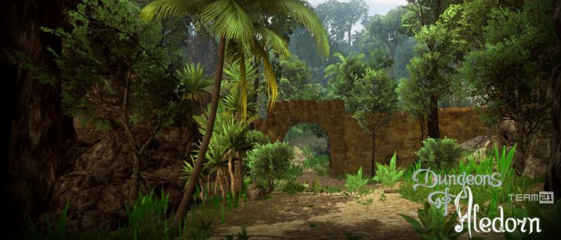 Dungeons Of Aledorn Image 01