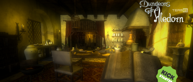 Dungeons Of Aledorn Image 03