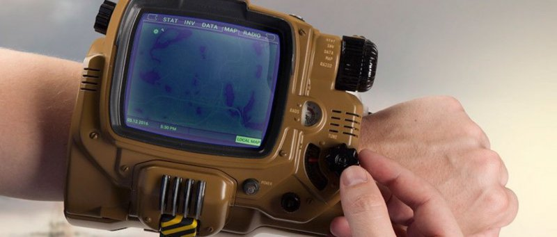 Fallout 4 Bluetooth Pip Boy