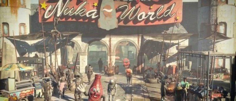 Fallout 4 Nuka 2