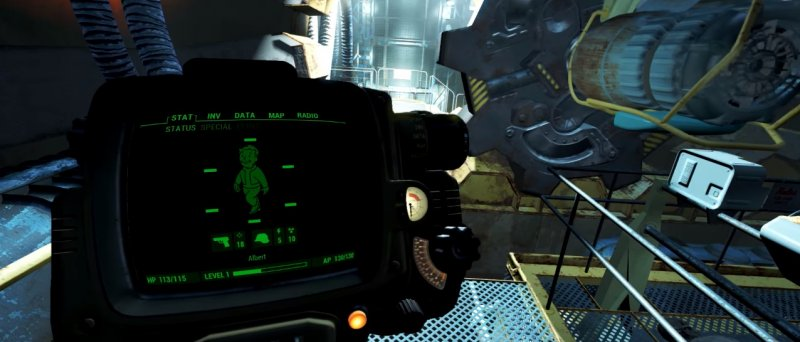 Fallout 4 Vr 1