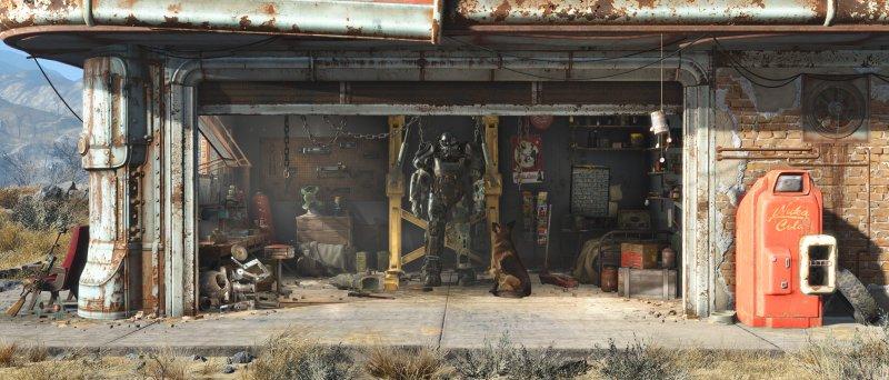 Fallout 4 Obrazek