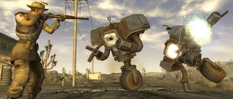 Fallout New Vegas S 01