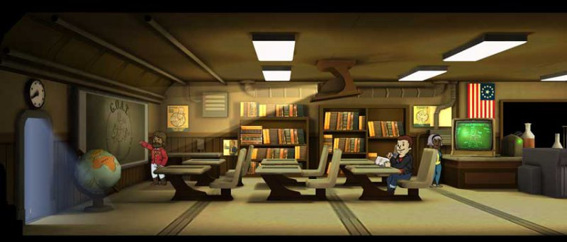 Fallout Shelter Screenshot 01