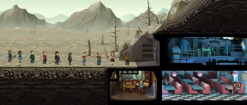 Fallout Shelter Screenshot 03