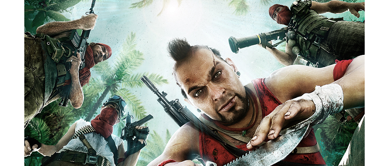 Far Cry 3 hlavni