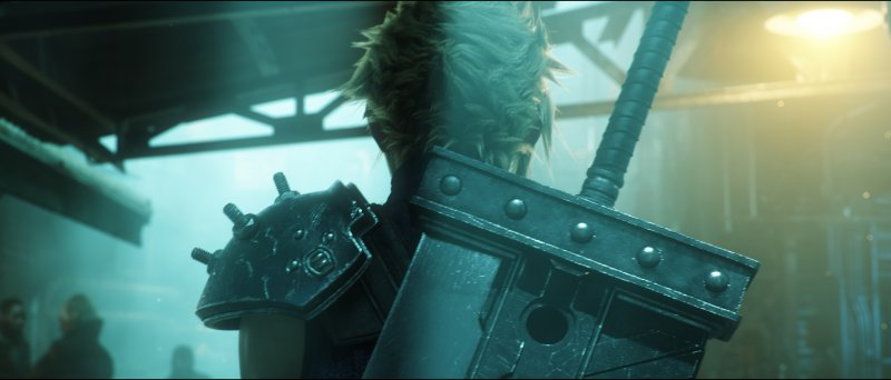 Final Fantasy 7 Remake Screenshot 2