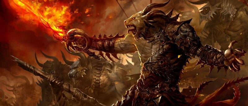 Guild Wars 2 hlavni