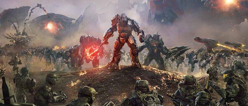 Halo Wars 2 Title
