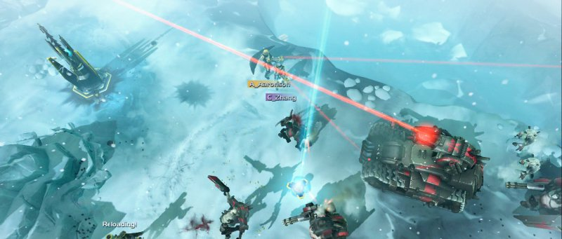 Helldivers Screenshot 04