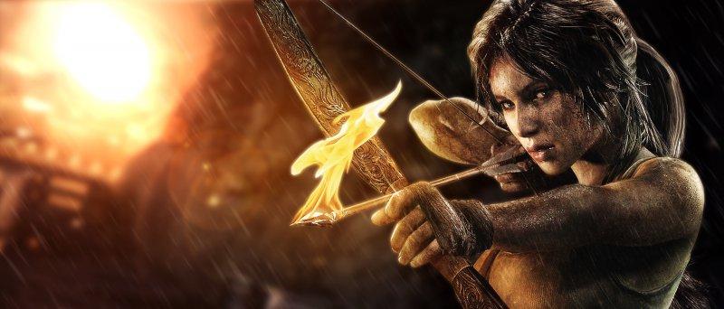 Tomb Raider - Nahled