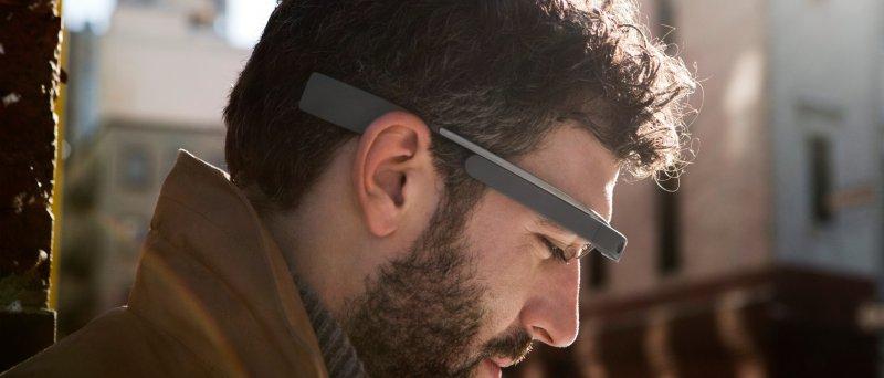 Google Glass style 01