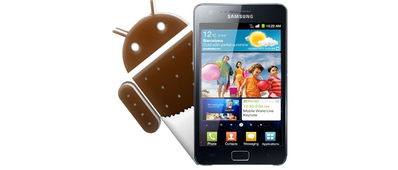 ICS 4.0 Android