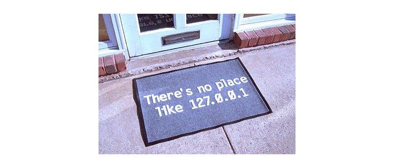 127.0.0.1 no place