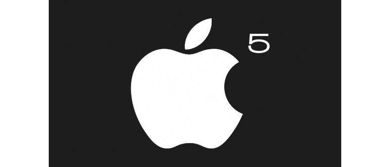 iPhone 5 art