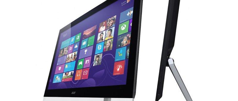 Obří monitory Acer 02