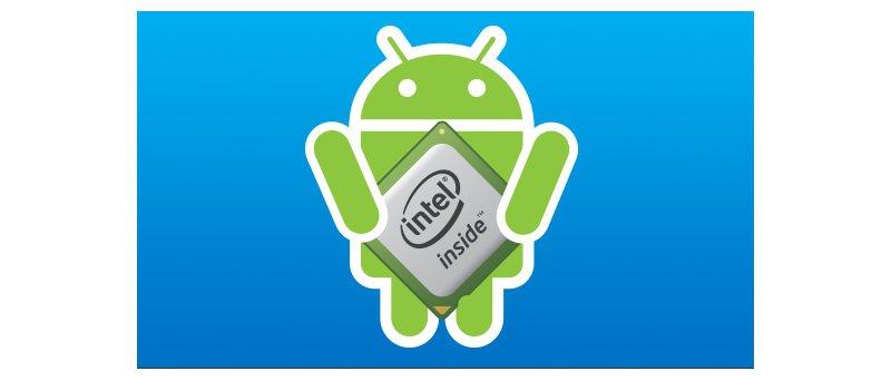 Intel připravuje Android - úvodní foto