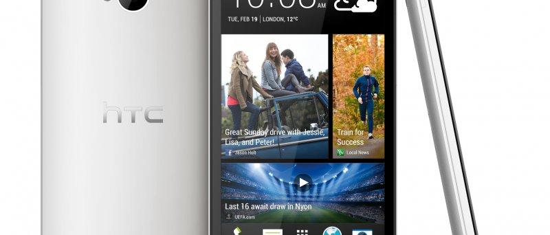 HTC One - úvodní foto