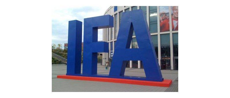 IFA 2013 - úvodní foto