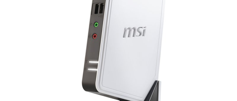 MSI Wind Box - předek