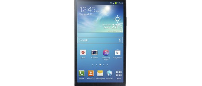Samsung Galaxy S4 Mini - úvodní foto