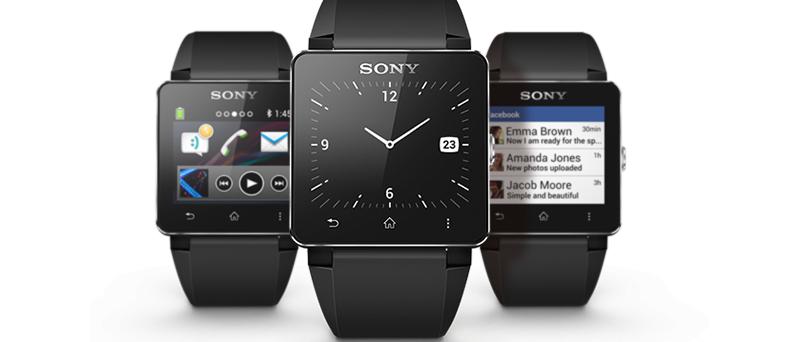 Sony SmartWatch 2 - úvodní foto