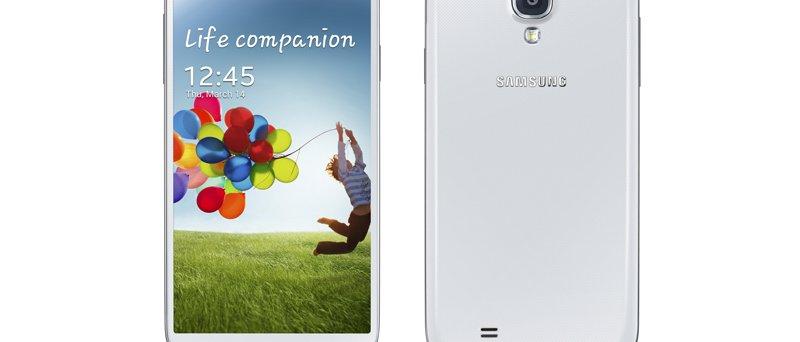 Samsung Galaxy S 4 - úvodní foto