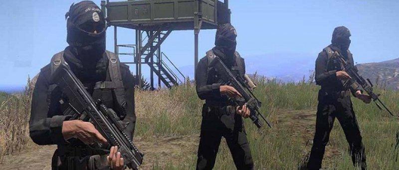 Isis Arma 3 Mod 1