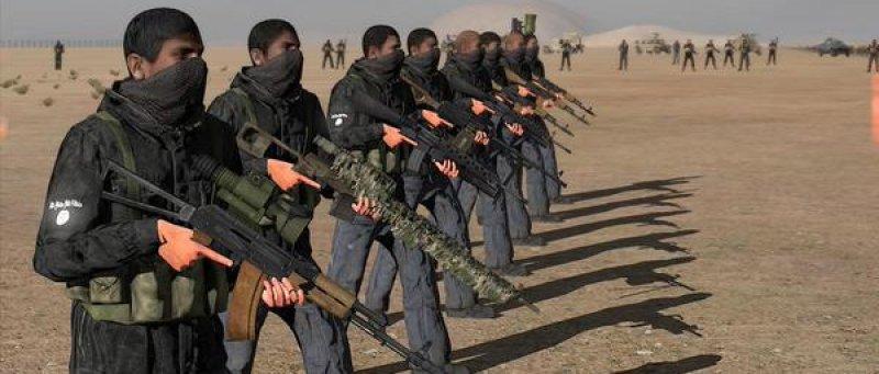 Isis Arma 3 Mod 2