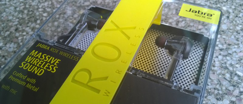 Jabra Rox Wireless 1