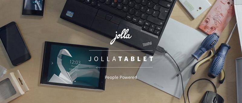 Jolla Tablet Specs