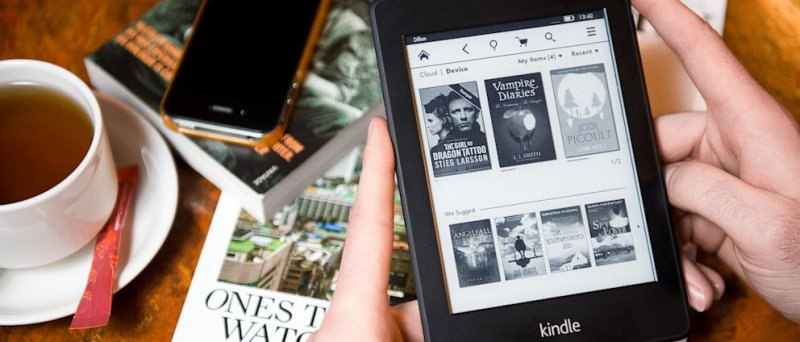 Kindle Knihy