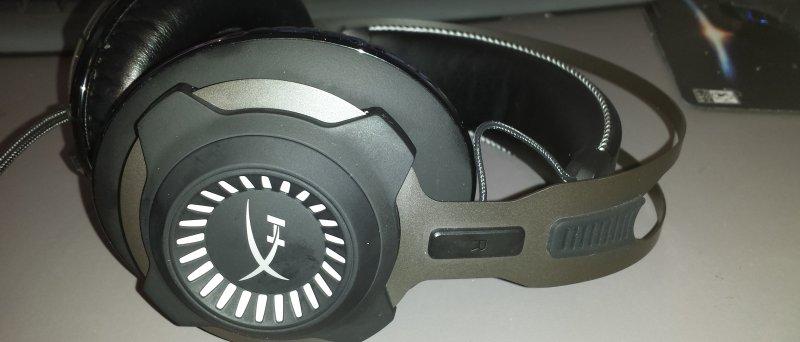 Kingston Hyperx Cloud Revolver S Uvodni