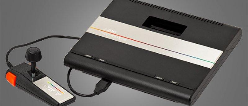 Konzole Atari 7800
