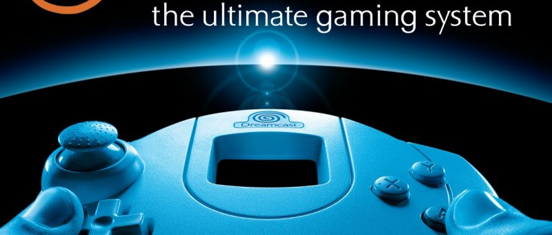 Konzole Dreamcast