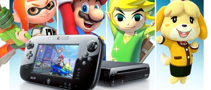 Konzole Wiiu 2